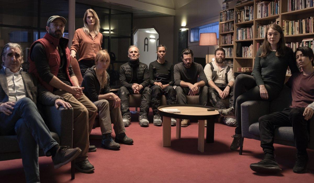 Il cast di The Head Credits © Jacques Mezger MediaPro