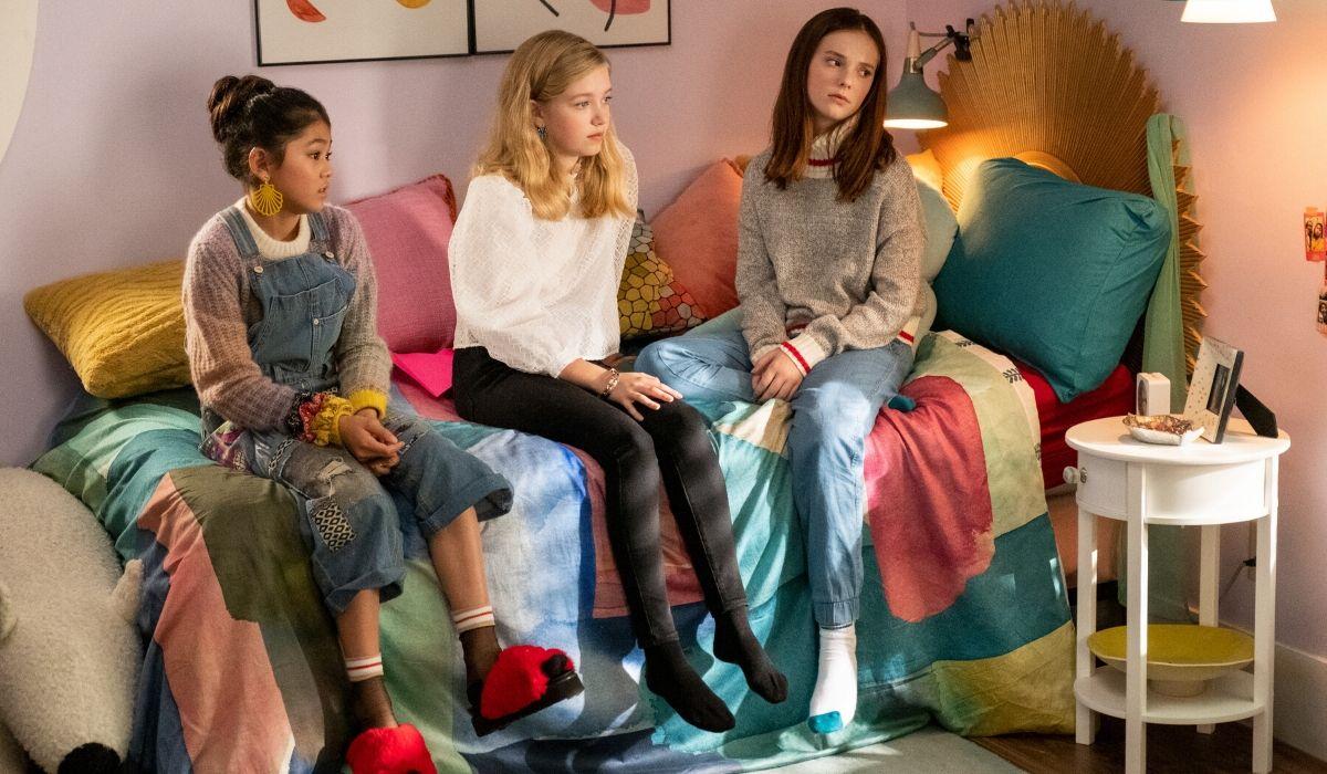 Il club delle babysitter serie tv Credits Kailey Schwerman e Netflix