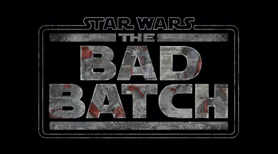 Il logo di Star Wars The Bad Batch Credits Disney Plus