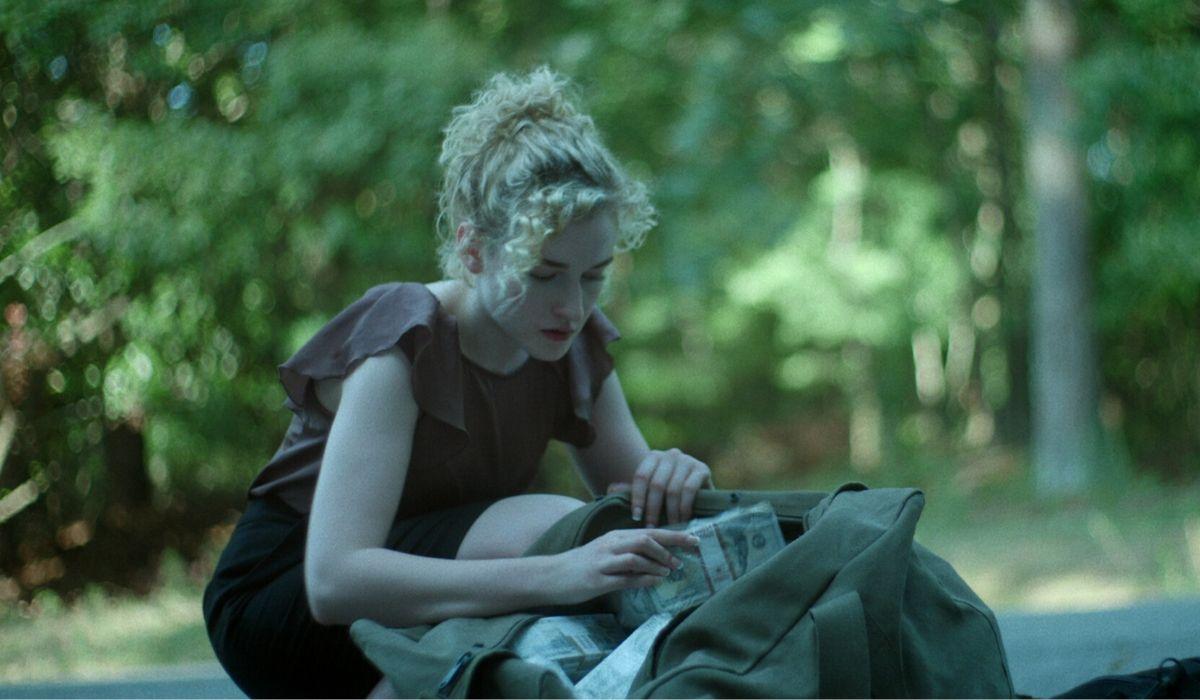 Julia Garner è Ruth in Ozark 3 stagione, Credits Netflix