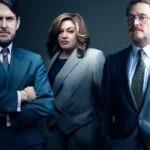 La rapina del secolo serie tv colombiana Credits Netflix