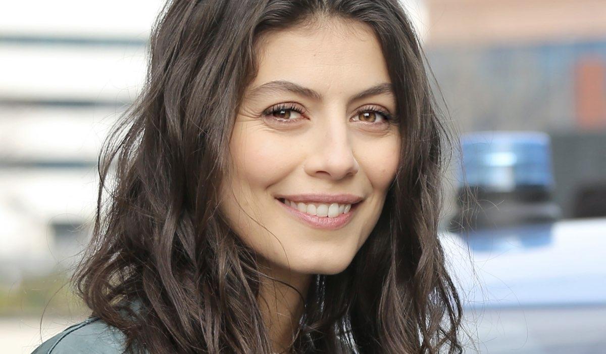 L'allieva 3 stagione Alessandra Mastronardi nei panni di Alice Allevi Credits P. Bruni e RAI