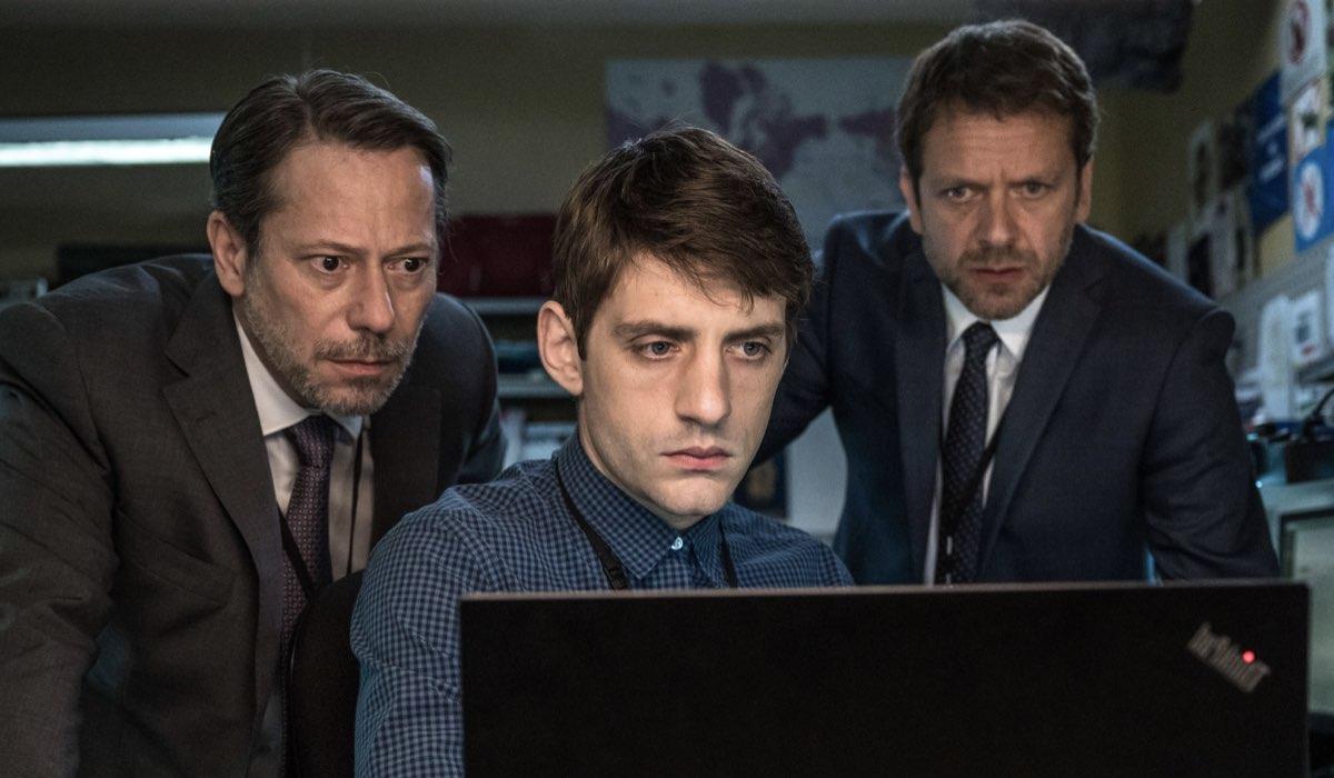 Le Bureau - Sotto copertura 5 stagione, qui una scena dell'episodio 6 Credits SKY