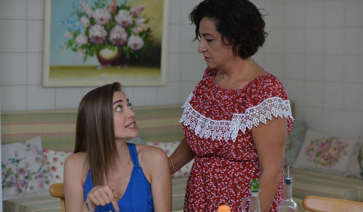 Leyla e sua madre Mevkibe in Daydreamer-le ali del sogno Credits Mediaset