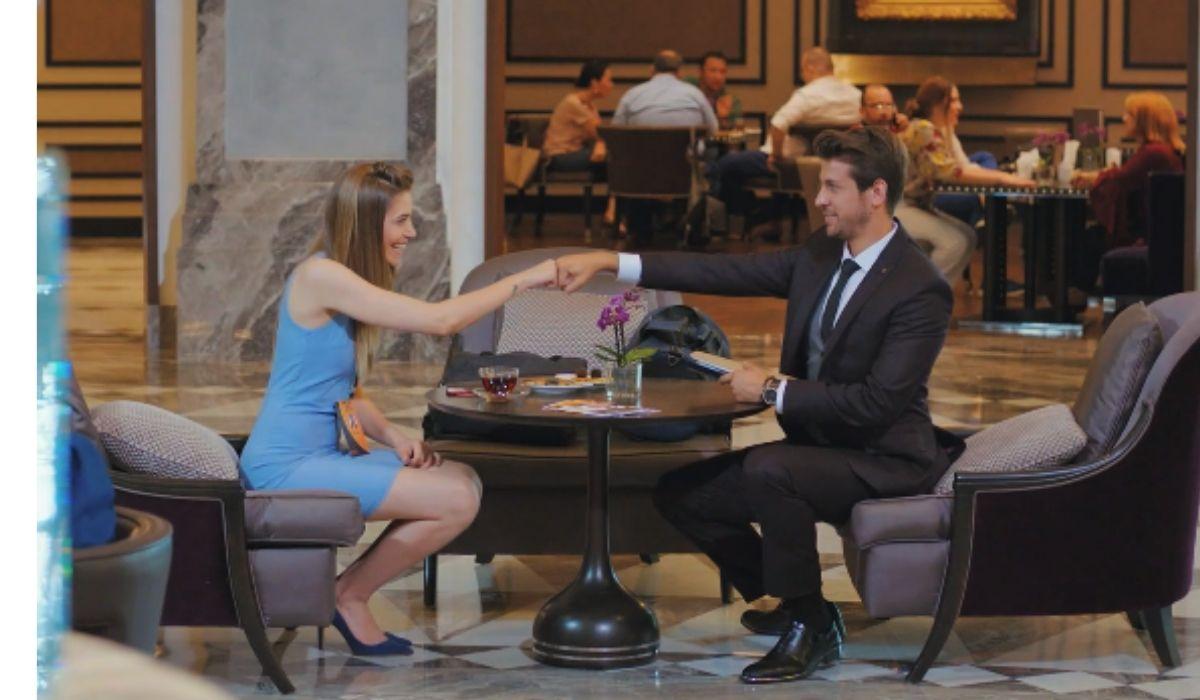 Leyla ed Emre in Daydreamer episodio 19 Credits Mediaset