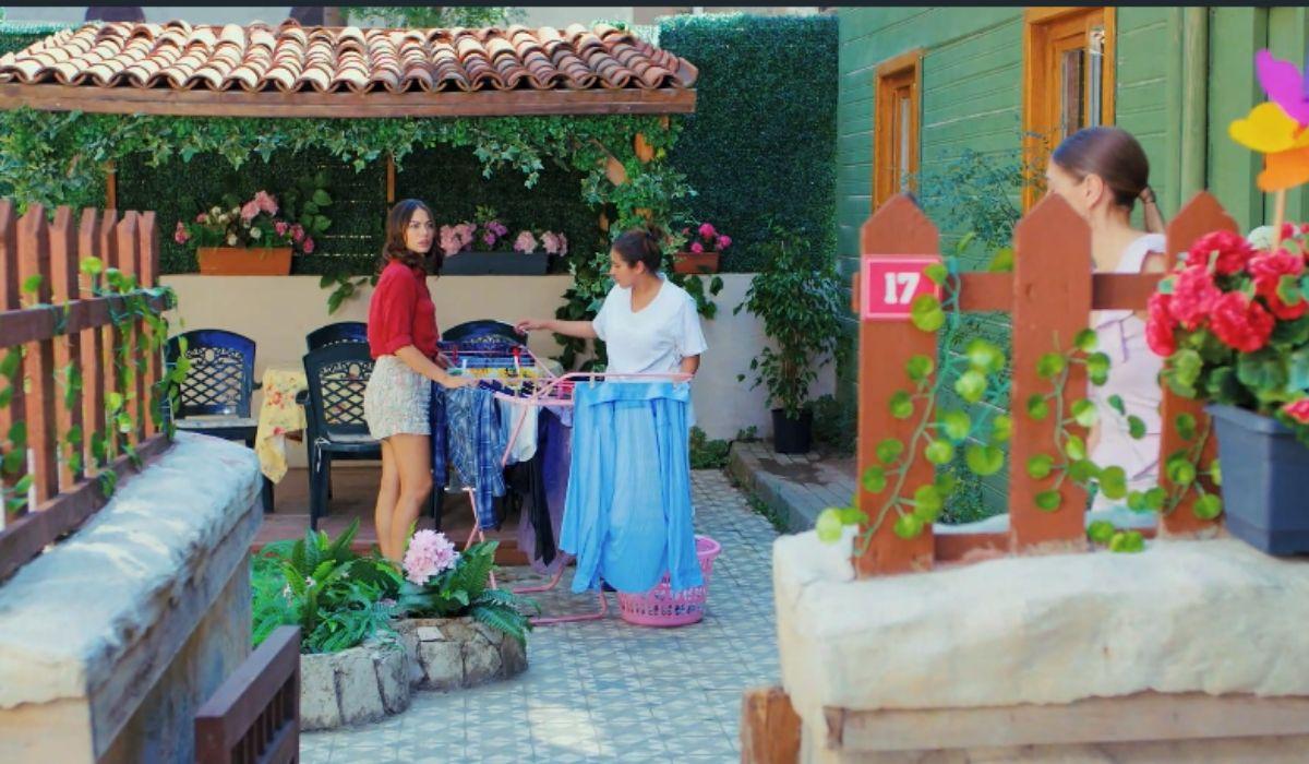 Leyla origlia Sanem e Ayhan in Daydreamer puntata 25 Credits Mediaset