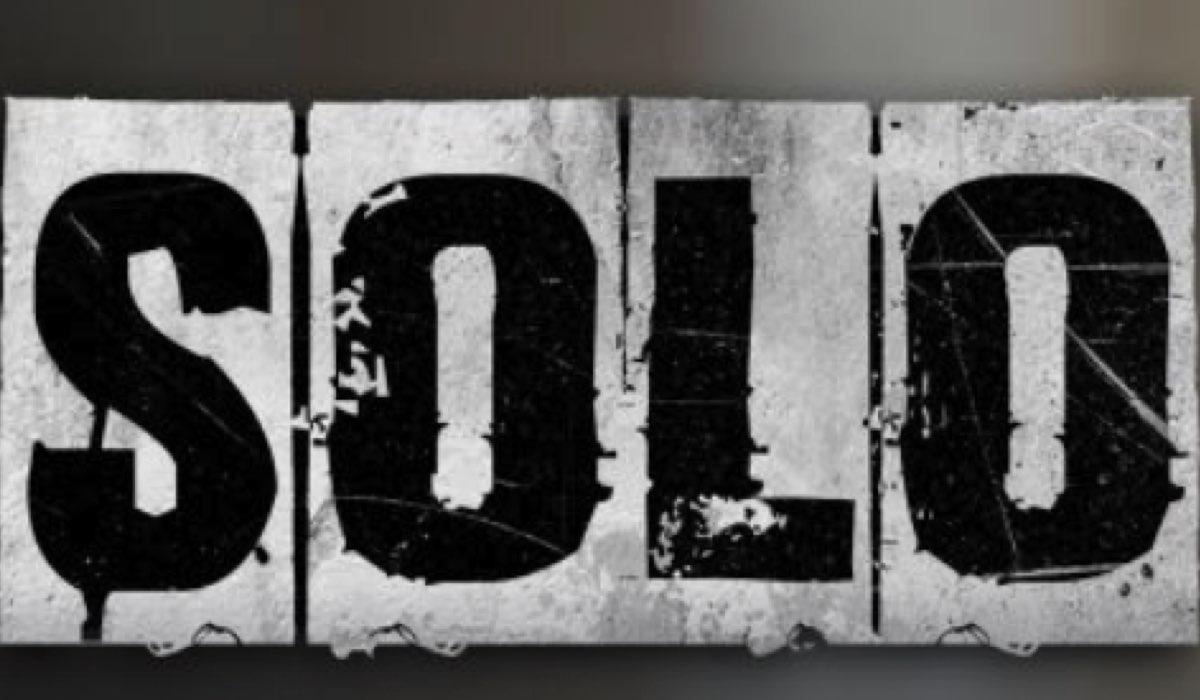 Logo della fiction Solo Credits Taodue e Mediaset