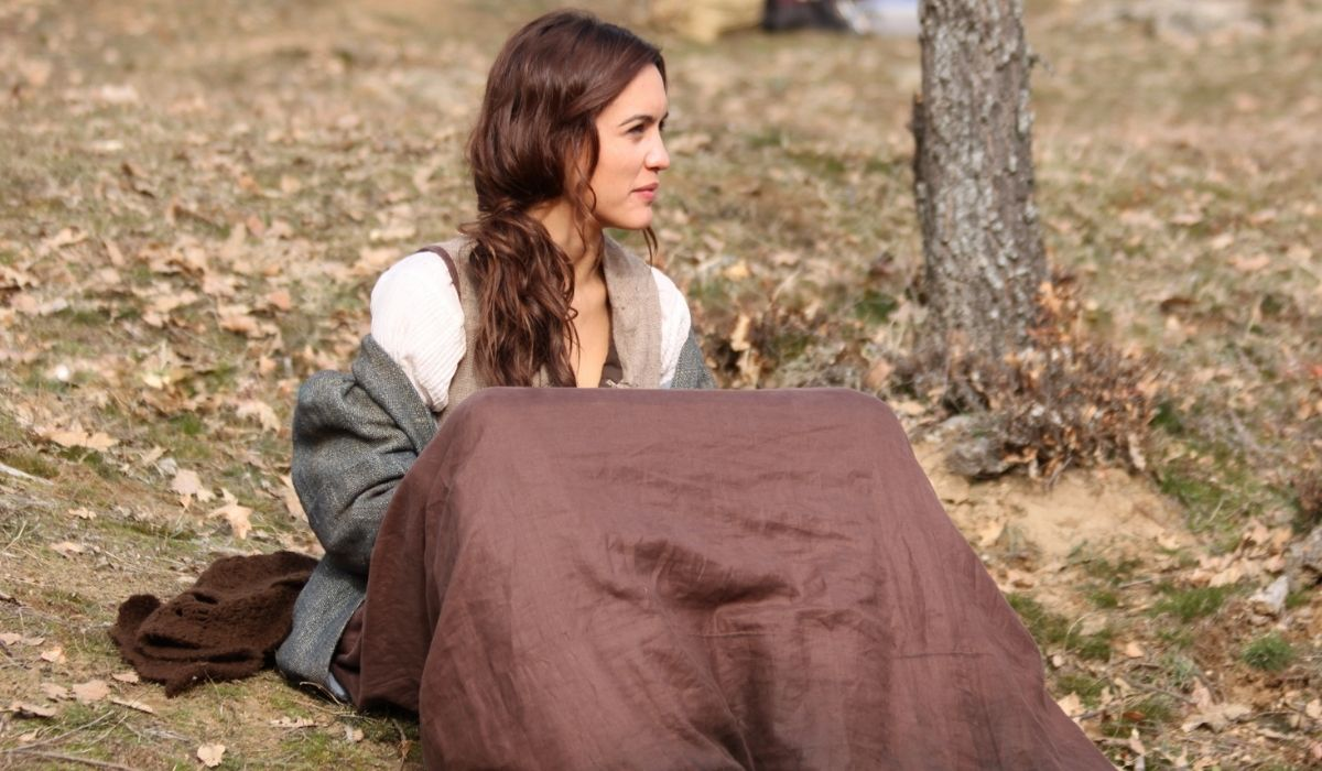 Megan Montaner è Pepa ne Il Segreto Credits ATRESMEDIA TELEVISION e Mediaset