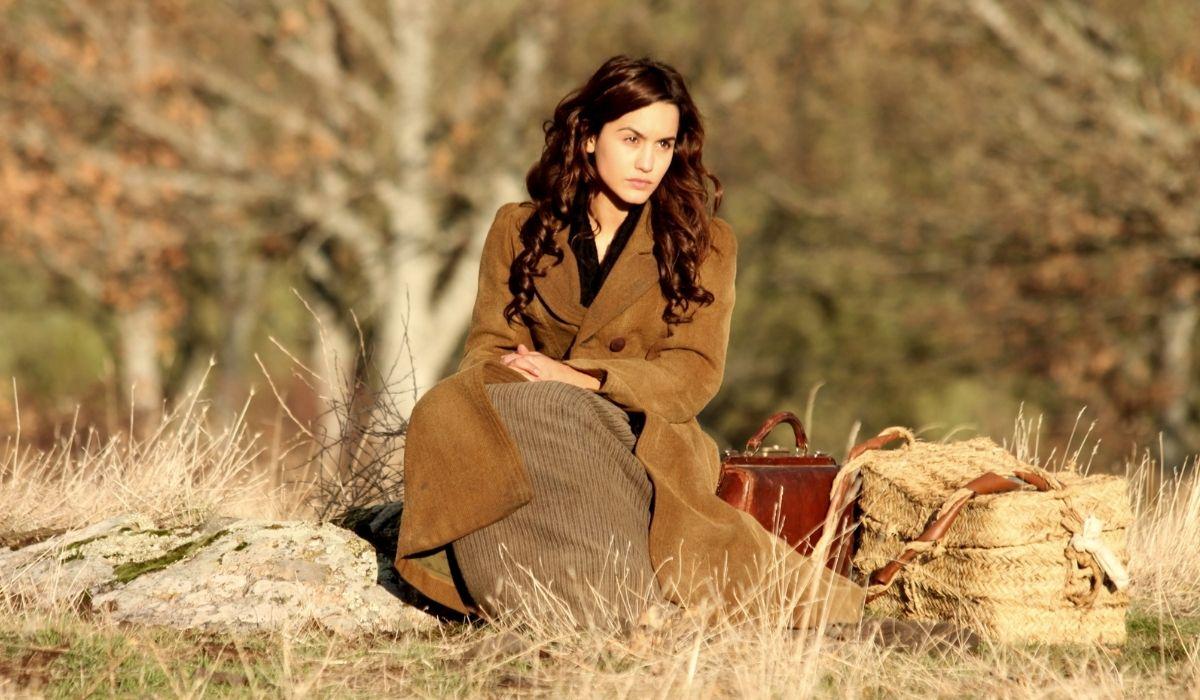 Megan Montaner interpreta Pepa ne Il Segreto Credits ATRESMEDIA TELEVISION e Mediaset