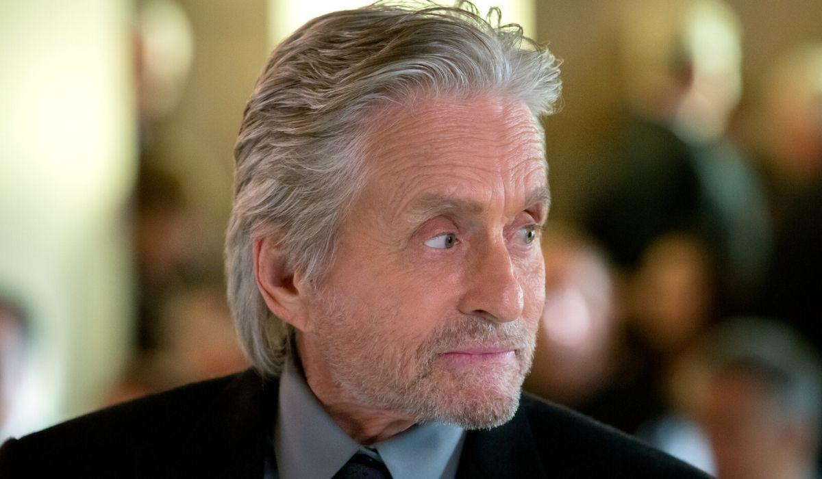 Michael Douglas ne Il metodo Kominsky, Credits Michael Yarish e Netflix