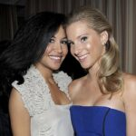 Naya River e Heather Morris. Credits Michael Buckner/Getty Images for InStyle