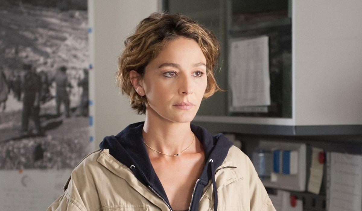 Nicole Grimaudo nei panni di Marta Moselli in una scena di Nero a metà 2 stagione Credits RAI