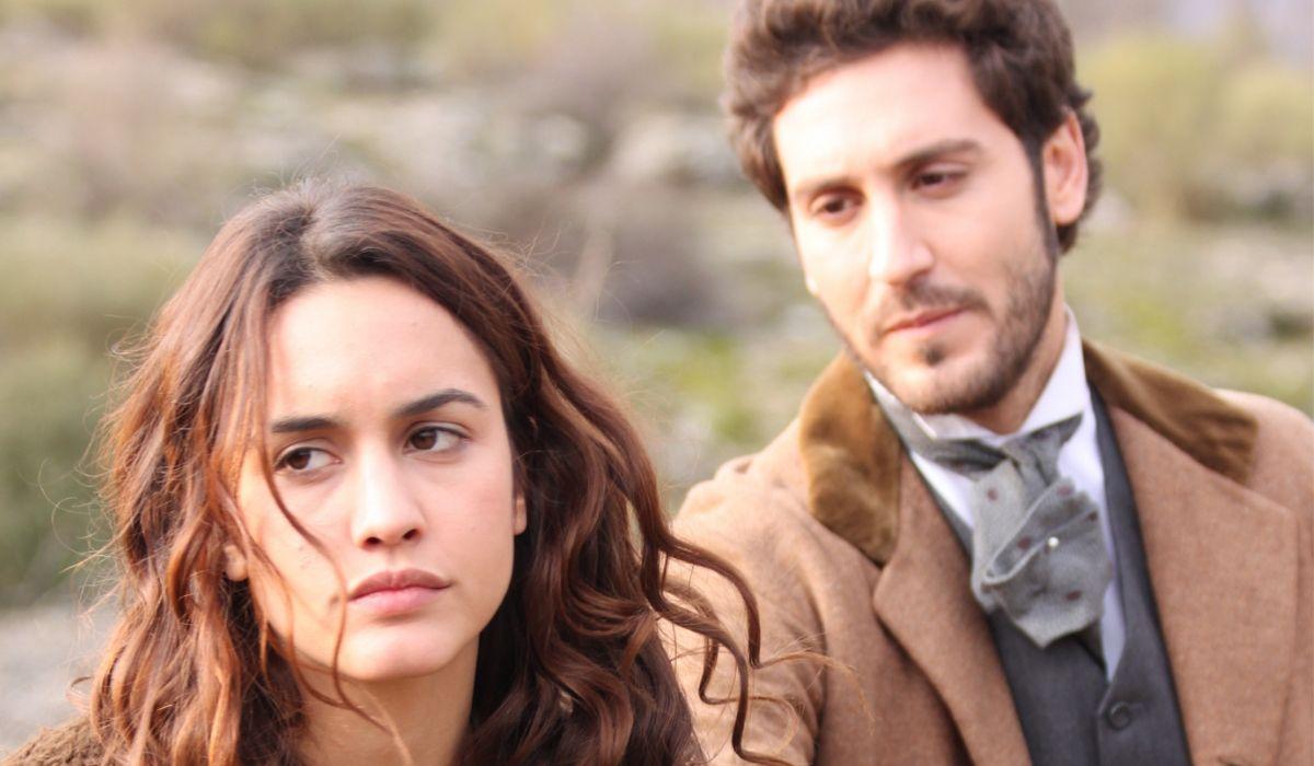 Pepa e Tristan ne Il Segreto Credits Artesmedia television