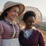 Rose Williams e Crystal Clarke in Sanditon serie tv, Credits laF