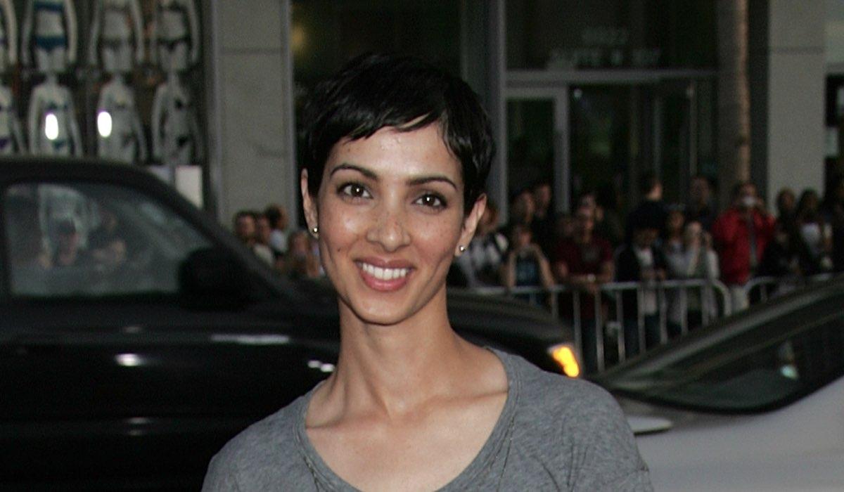 Sonita Henry è nel cast della serie Into The Dark, qui alla premiere di Drag Me To Hell nel 2019 Credits David Livingston e Getty Images