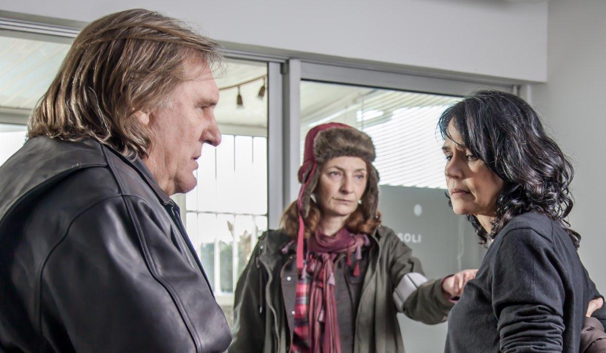 Una scena della prima stagione di Capitaine Marleau con Corinne Masiero Credits FOX Italia