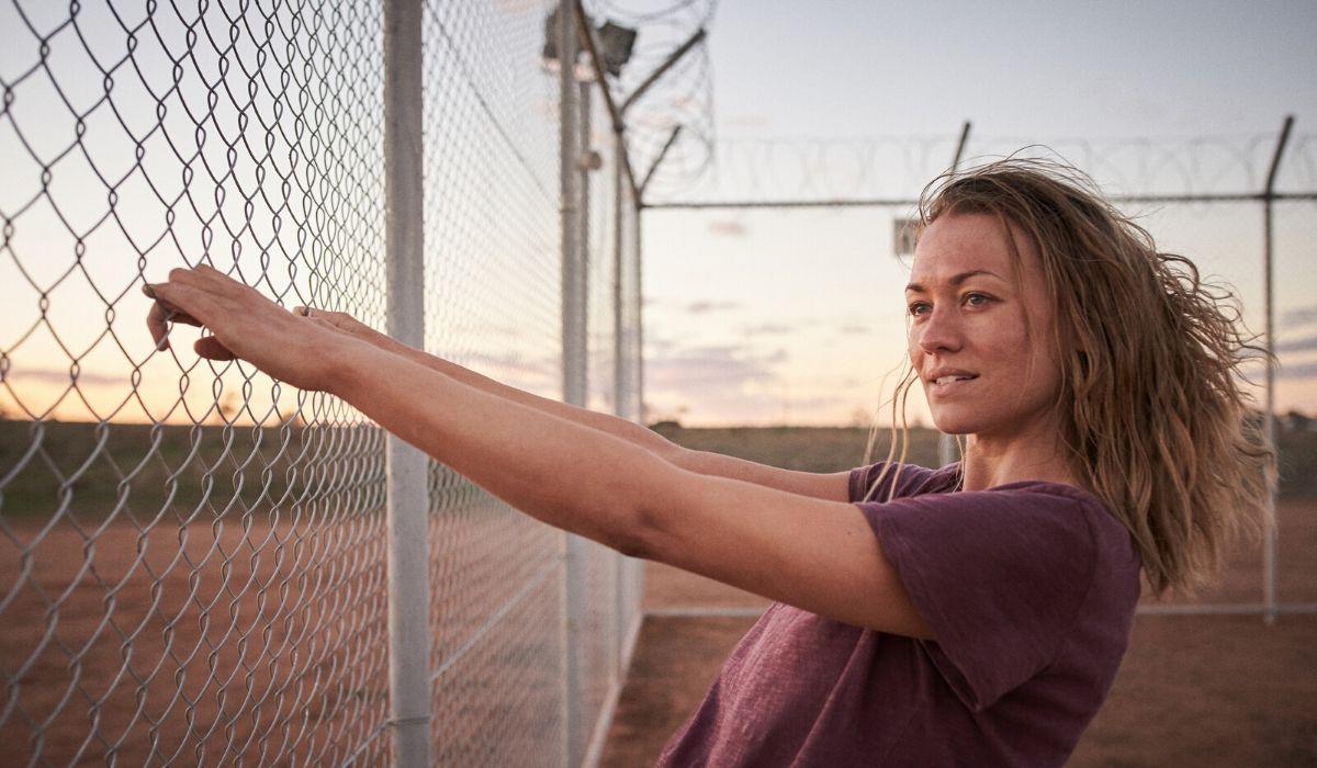 Yvonne Strahovski è Sofie in Stateless serie tv, Credits Ben King e Netflix