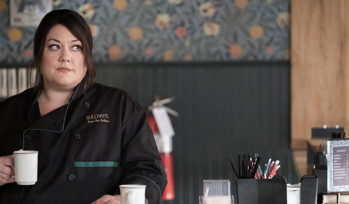"""Brooke Elliott nei panni di Dana Sue ne """"Il Colore delle Magnolie"""". Credits: Eliza Morse/Netflix."""