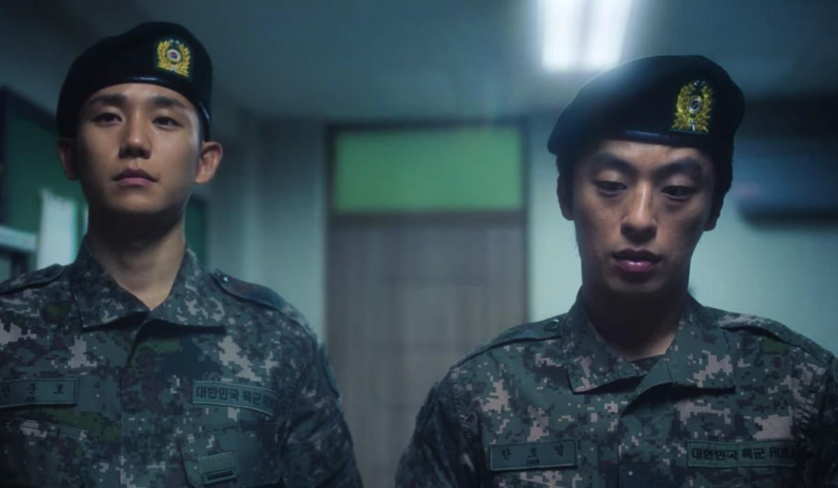 Una scena del trailer della prima stagione di
