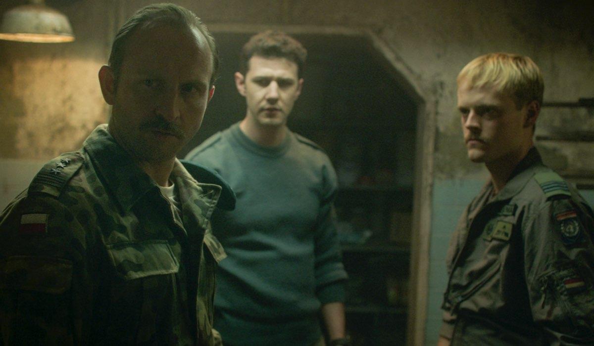 Una Scena Di Into The Night 2 Stagione Credits: Netflix