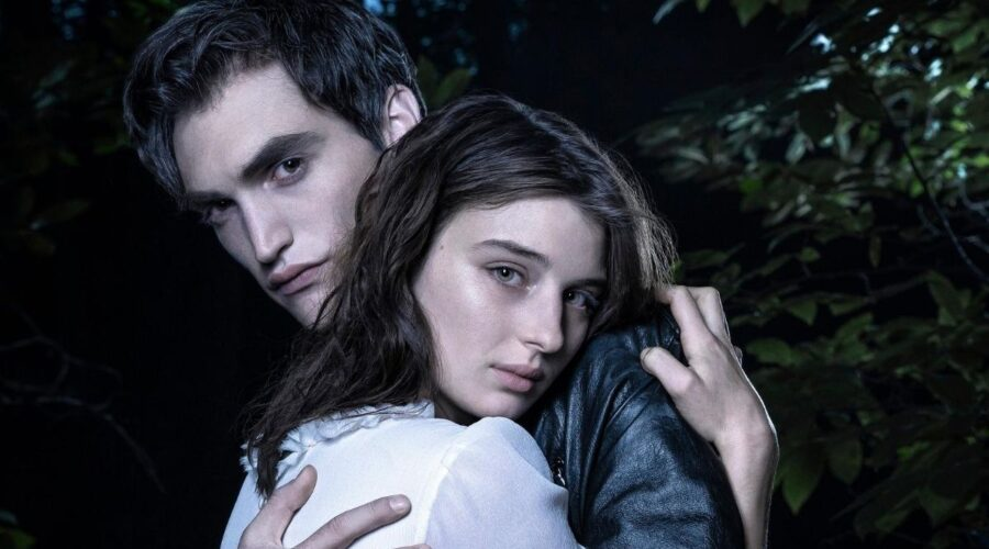 Alice Pagani e Rocco Fasano in Non mi uccidere film, Credits Riccardo Ghilardi e Warner Bros.