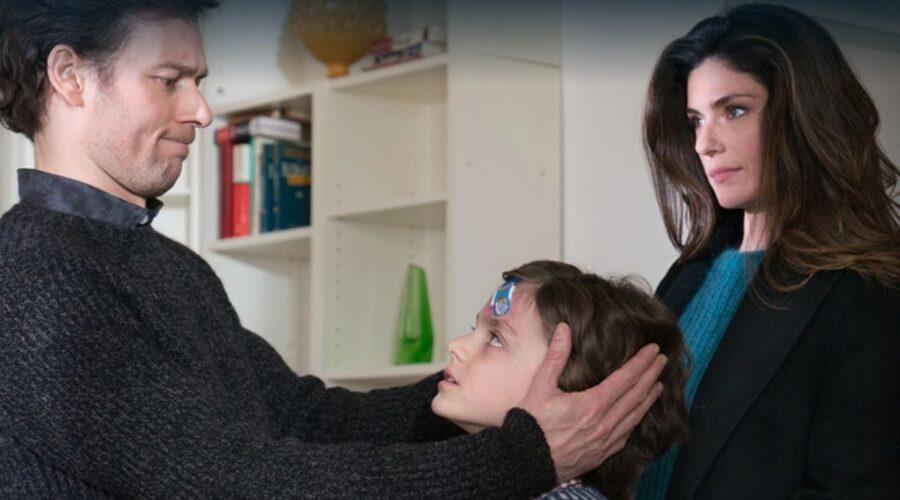 Anna Valle e Giorgio Marchesi in Sorelle Credits RAI