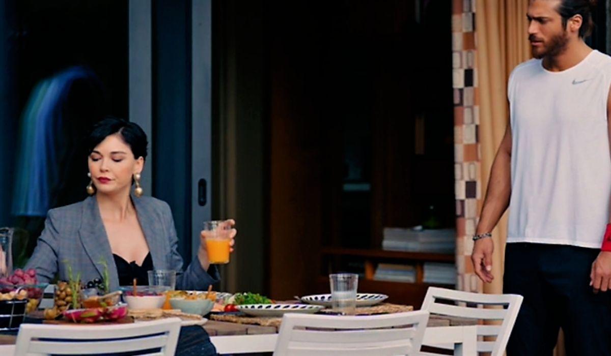 Aylin fa colazione a casa di Can in Daydreamer puntata 47 Credits Mediaset