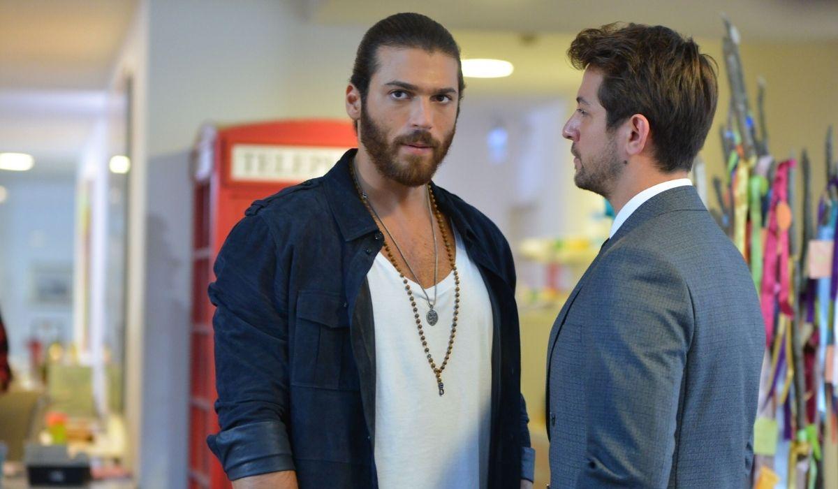 Can ed Emre in Daydreamer soap turca, Credits Mediaset