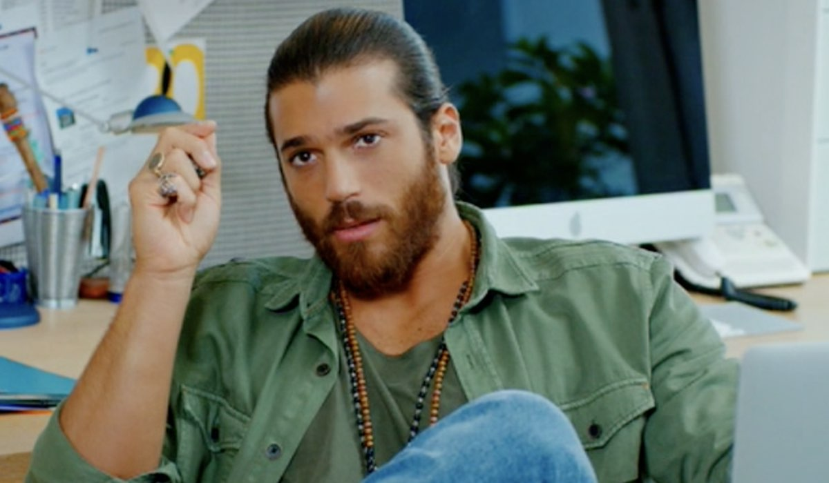 Daydreamer Can interpretato da Can Yaman, qui nella puntata 53 Credits Mediaset