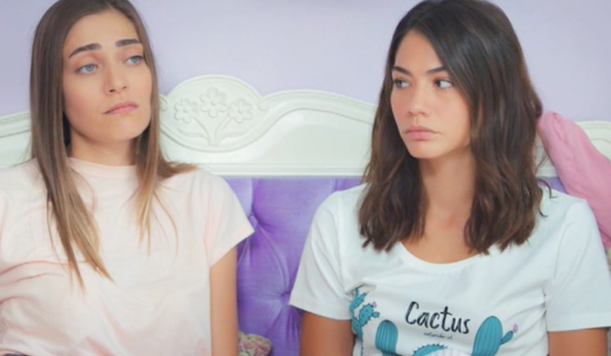 Daydreamer Leyla e Sanem nella puntata 36 Credits Mediaset