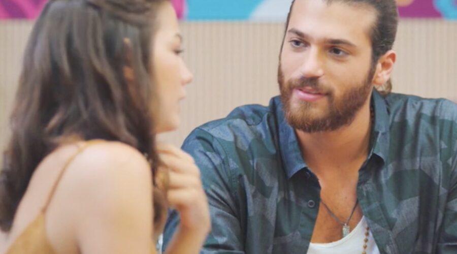Daydreamer Sanem e Can innamorati nella puntata 39 Credits Mediaset