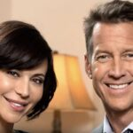 Good Witch Cassie Nightingale interpretata da Catherine Bell e Sam Radford interpretato da James Denton Credits Netflix e Hallmark Channel