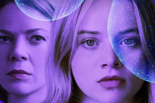Il poster di Biohacker. Credits: Netflix