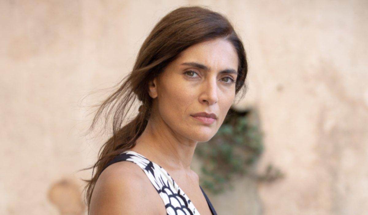 L'ora della verità CATERINA MURINO interpreta PALMA IDRISSI Credits Mediaset