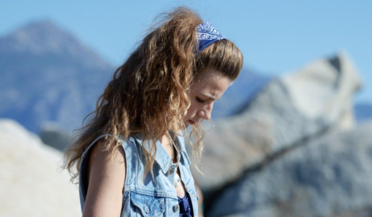 L'ora della verità ESTHER VALDING interpreta CLOTILDE IDRISS Credits Mediaset