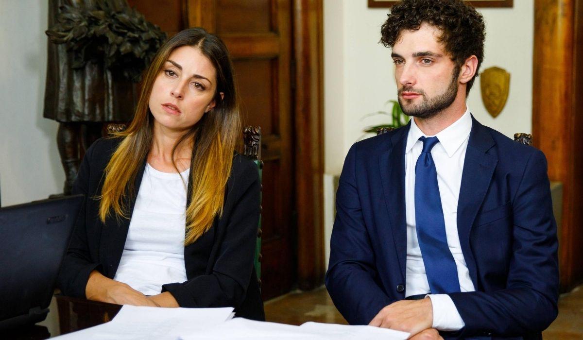 Miriam Candurro e Luca Turco sono Serena e Niko in Un posto al sole Credits Rai