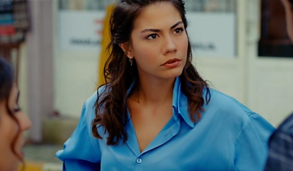 Sanem arrabbiata in Daydreamer puntata 47 Credits Mediaset