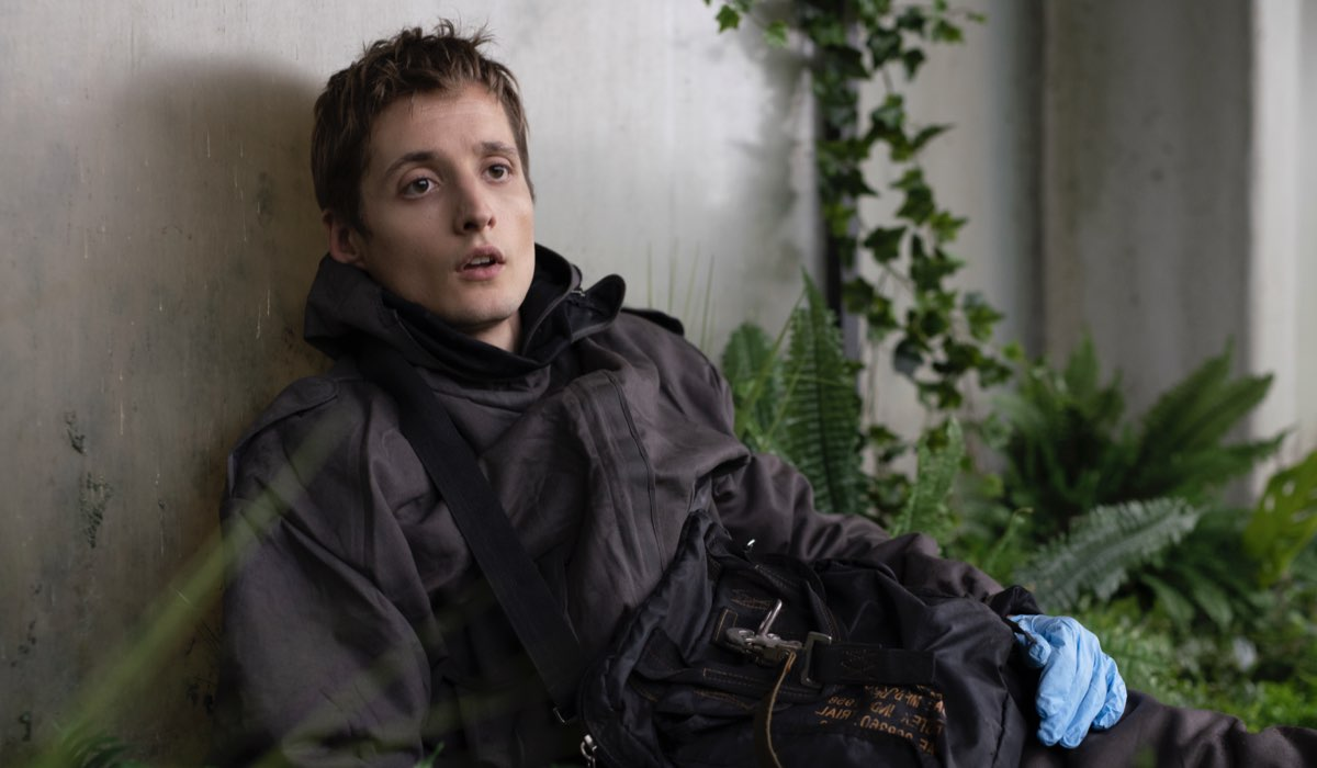 The Rain 3 Rex Leonard interpreta Daniel, qui nell'episodio 3 Credits Henrik Ohsten e Netflix