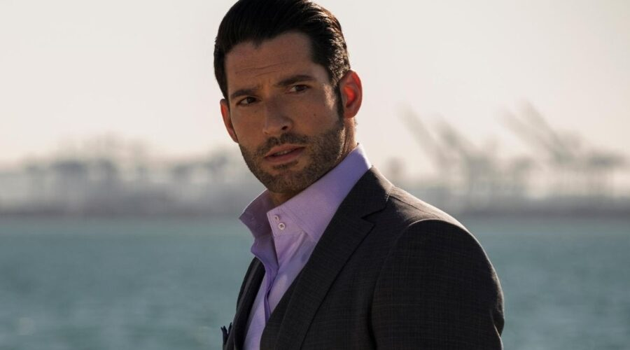 Tom Ellis è Lucifer in Lucifer serie tv Credits John P. Fleenor e Netflix