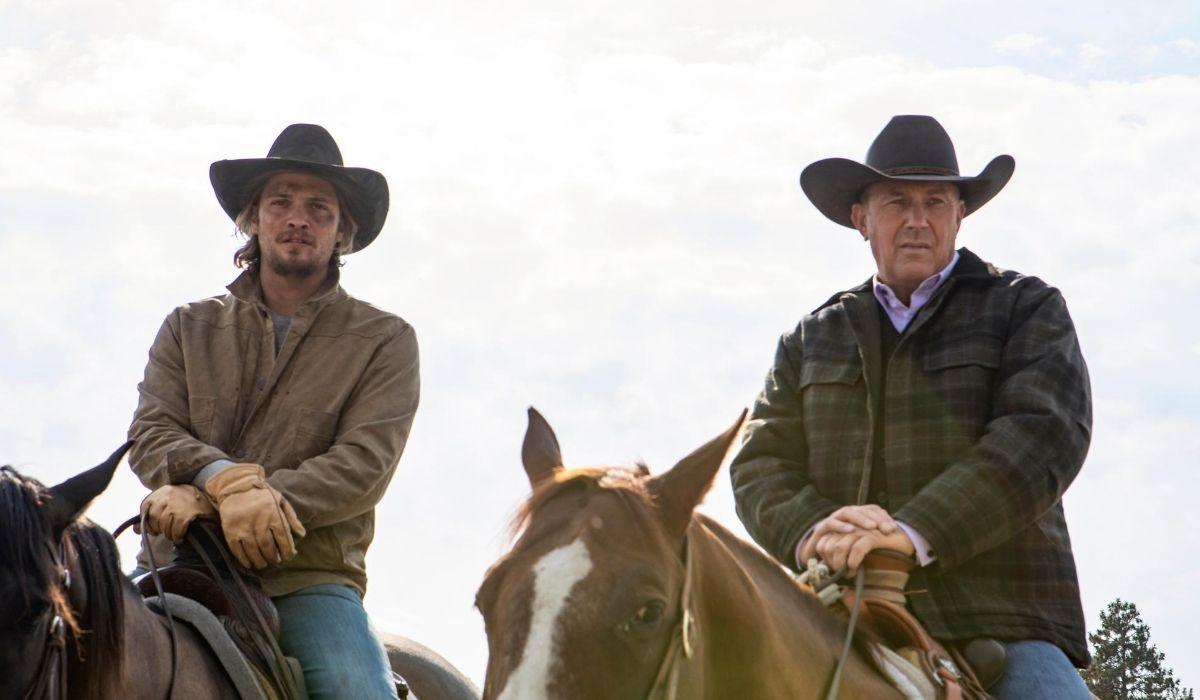 Yellowstone seconda stagione Credits SKY