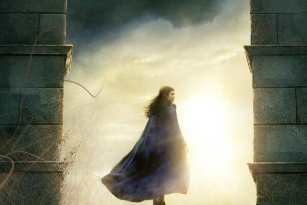 Un particolare del poster di The Wheel of Time, a novembre su Amazon Prime Video. Credits: Amazon Studios.