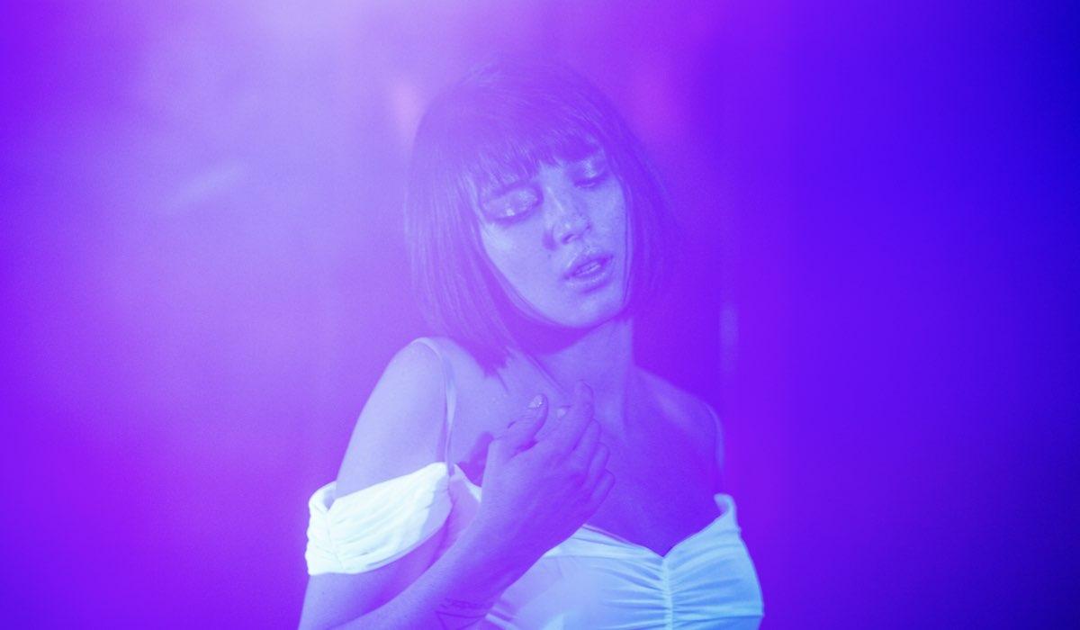 Alice Pagani nel primo episodio della terza stagione di Baby. Credits: Netflix