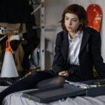 Anna Lou Castoldi (Aurora) nel quarto episodio della terza stagione di Baby. Credits: Netflix.
