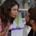Can e Sanem in Daydreamer Credits GLOBAL TELIF HAKLARI YAPIMCILIK TIC. A.S.