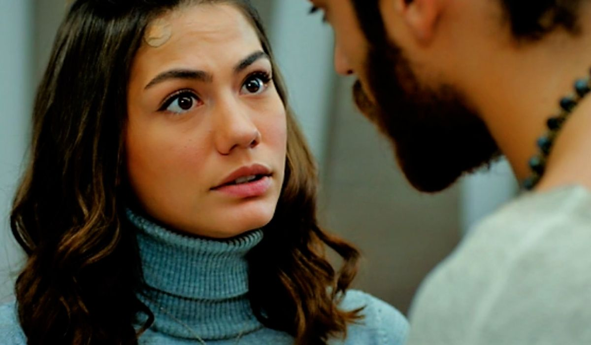 Can e Sanem in Daydreamer-Le ali del sogno Credits Mediaset