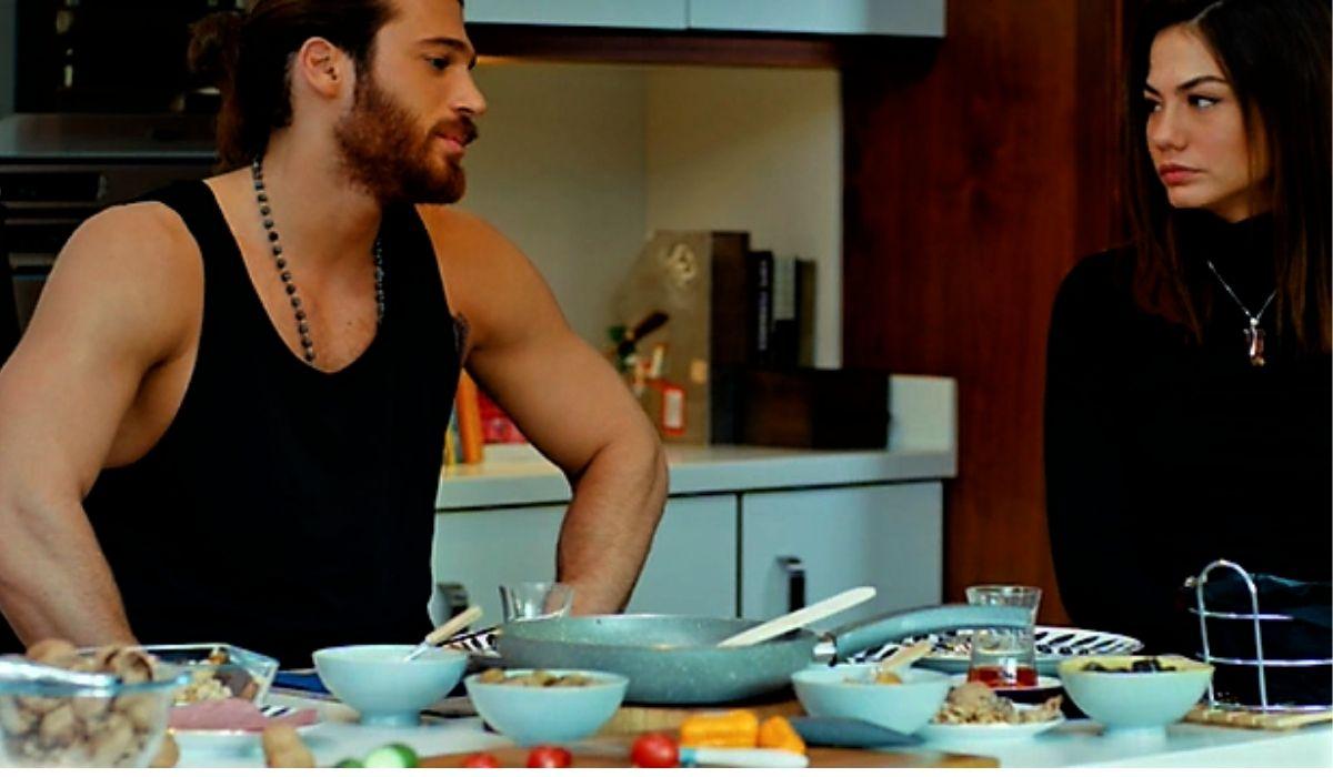 Can e Sanem in Daydreamer puntata 58 Credits Mediaset