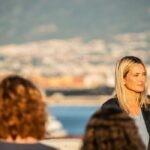 Carolina Crescentini in Mare Fuori, Credits Sabrina Cirillo e Rai