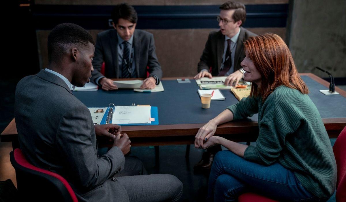 Criminal Regno Unito 2 stagione, Credits Colin Hutton e Netflix