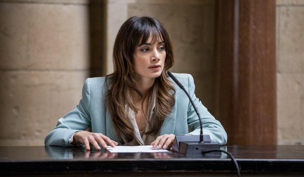 Denise Capezza (Natalia) nel sesto episodio della terza stagione di Baby. Credits: Netflix