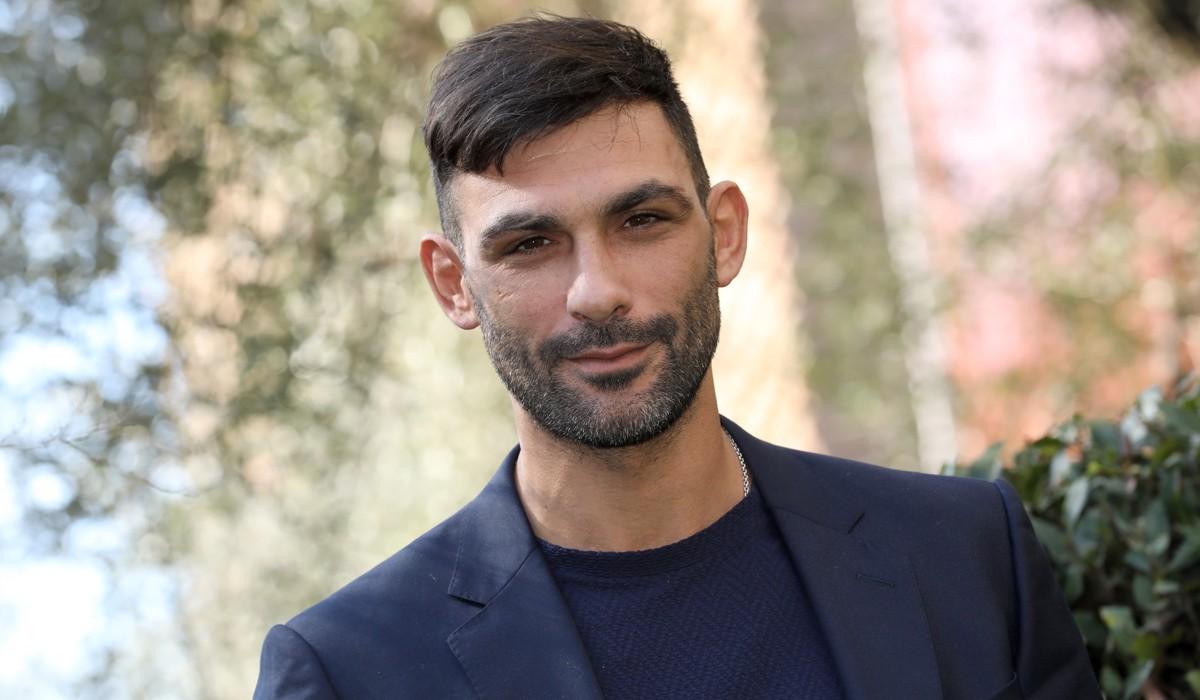 Francesco Arca è nel cast de La donna del vento, qui al photocall de La Vita Promessa Credits Elisabetta A. Villa e Getty Images